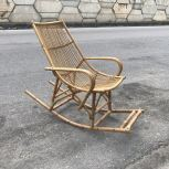 RATTAN ROCKING CHAIR (ADULT)