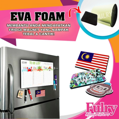 Eva Foam (For Magnet)