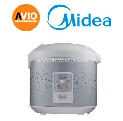 Midea MB-18YNP 18YNP Non Stick Pot 1.8 L Litre Rice Cooker