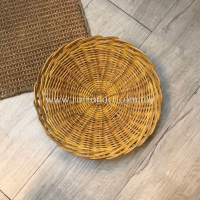 RATTAN WICKER TRAY