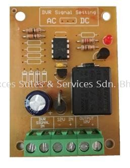 Switching Contact Board