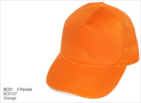 BC0107 Orange