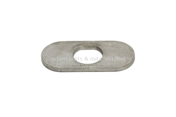 Stainless Steel (A2) Lock Plate