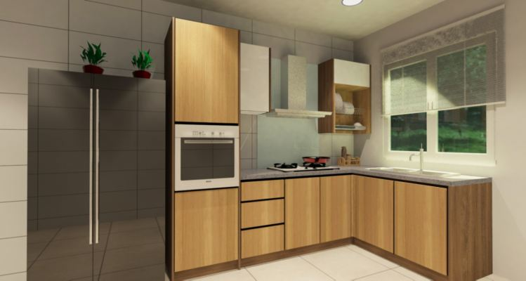 Kitchen Package 3 (From RM 4,688)