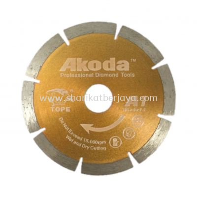 Akoda Diamond Blade Dry (GOLD)