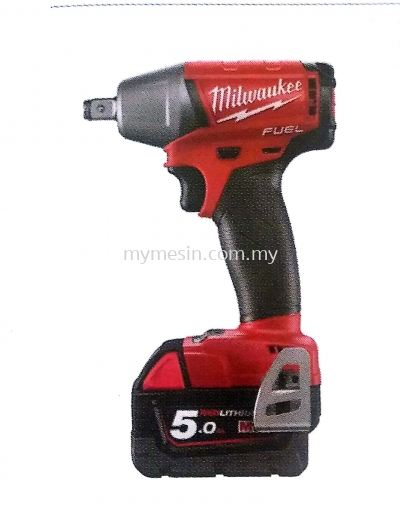 MILWAUKEE M18 FIW12 1/2 COMPACT IMPACT WRENCH