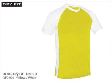DF0404 Yellow/White
