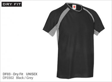 DF0302 Black/Grey