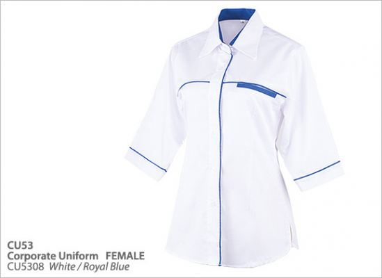 CU5308 White/Royal Blue