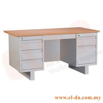 Steel Desk (ELDASD105w)
