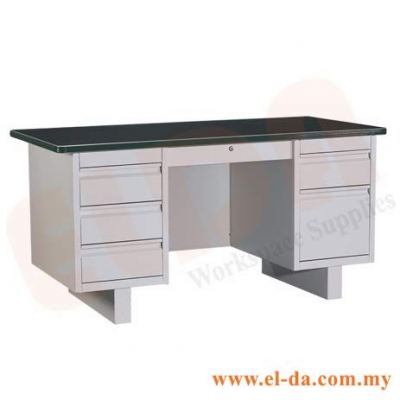 Steel Desk (ELDASD105B)