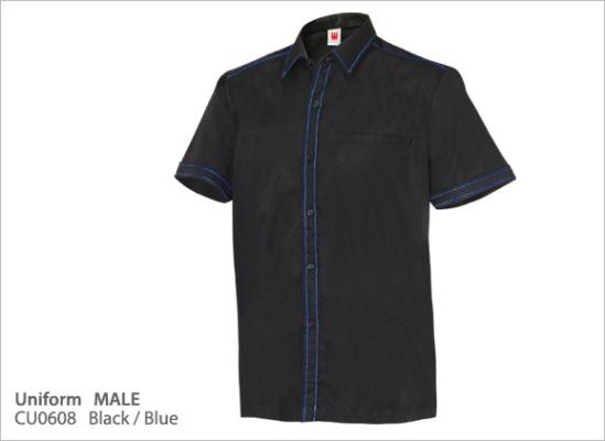 CU0608 Black/Blue