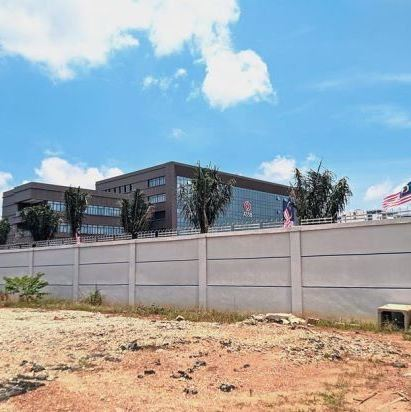 Company to lower its perimeter fence M'sia News