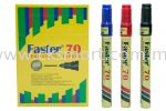 FASTER 70 PERMANENT MARKER  Writing Instruments