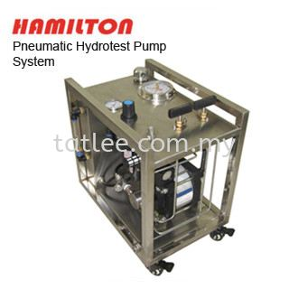 Pneumatic Hydrotest Pump System Pumps (Hydrotest) Malaysia Supplier | Tatlee Engineering & Trading (JB) Sdn Bhd