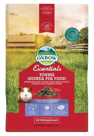 Oxbow Young Guinea Pig Food (5lb)