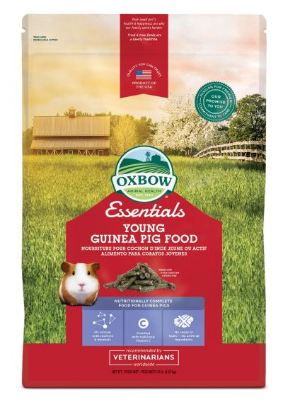 Oxbow Young Guinea Pig Food (10lb)