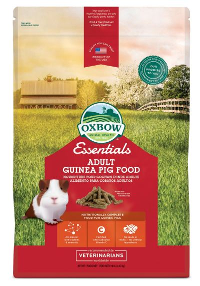 Oxbow Adult Guinea Pig Food (10lb)