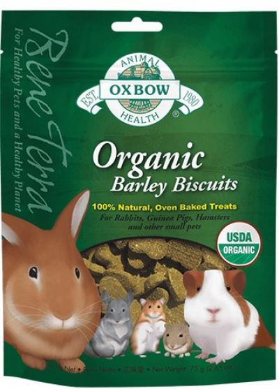 Oxbow Organic Barley Biscuit (75g)