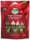 Oxbow Simple Rewards Baked Treats with Bell Pepper (3oz) Treats & Supplements Rabbit Product