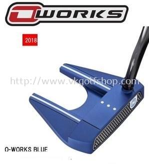Odyssey O WORKS 7 BLUE Limited Edition 17 34 inch length RH