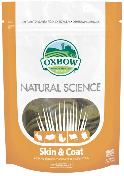 Oxbow Natural Science - Skin & Coat (4.2oz)