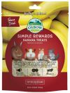 Oxbow Simple Rewards Banana Treats (1oz) Treats & Supplements Rabbit Product