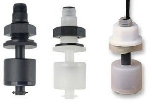 Vertical Float Switch, Engineering Plastics