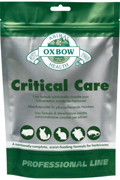 Oxbow Critical Care Anise Flavor (454g)