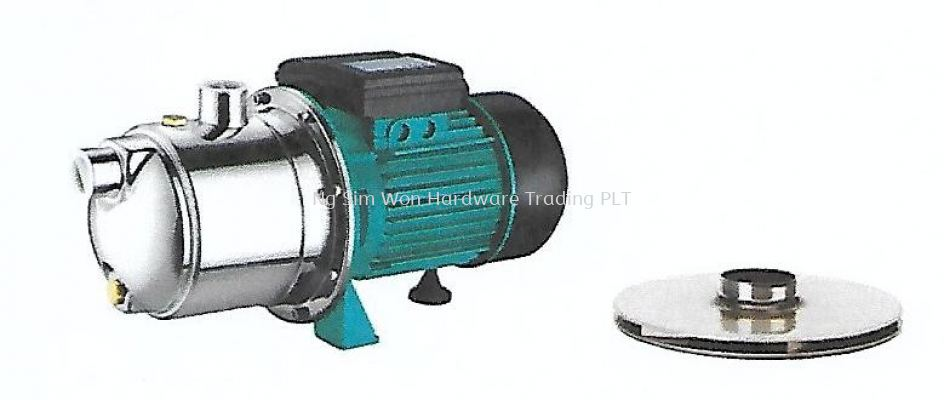 SHIMGE SELF PRIMING JET PUMP WITH PC
