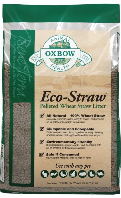 Oxbow Eco-Straw (20lb)