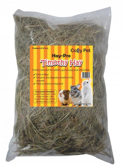 Cosy Pet - HayPro Timothy Hay (15oz)