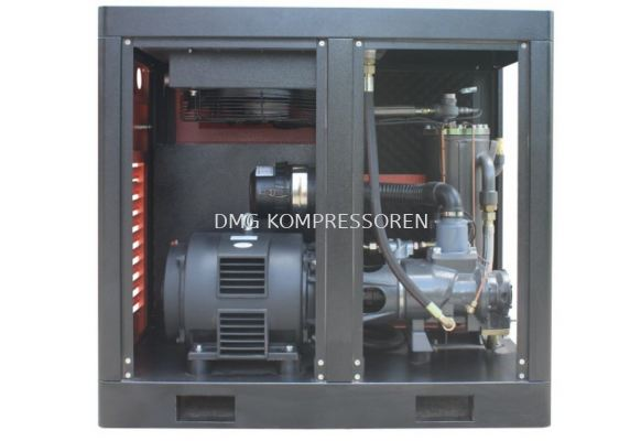 DMG Oil Free Kompressoren