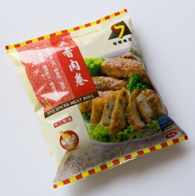 FIVE SPICES MEATROLL 五香肉卷 (12X1)