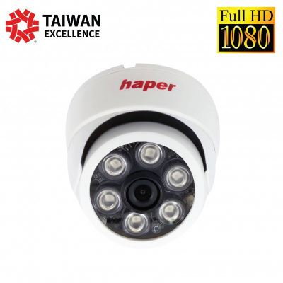 Haper 1080p 2.0mp IR Dome Camera