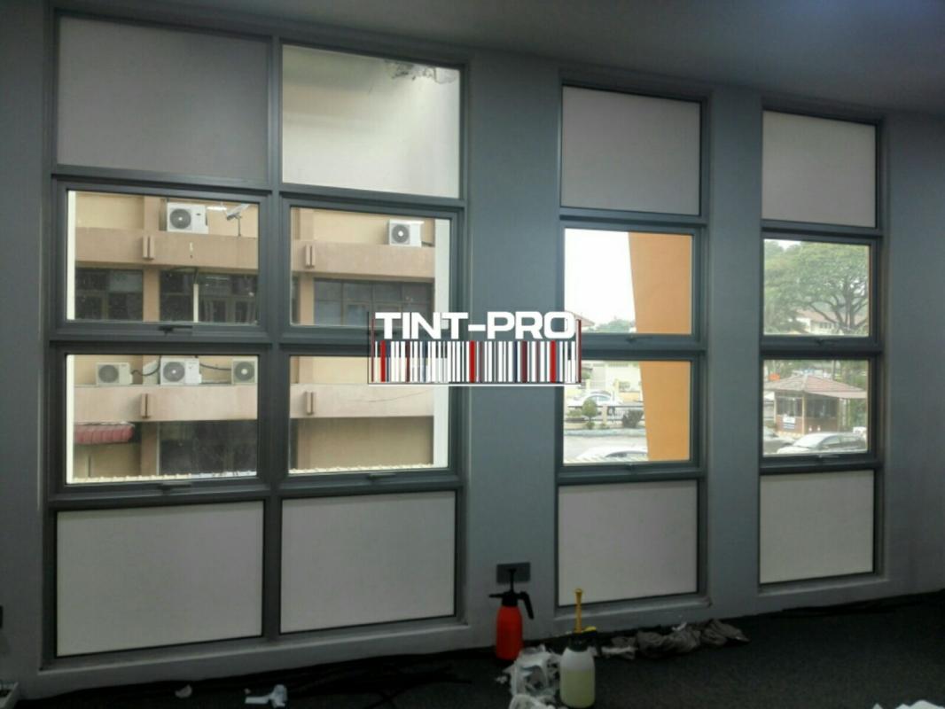White Sticker DIRECTD@Kajang Sticker Selangor, Malaysia, Kuala Lumpur (KL), Shah Alam Supplier, Supply, Supplies, Installation | Tint Pro Solar Film