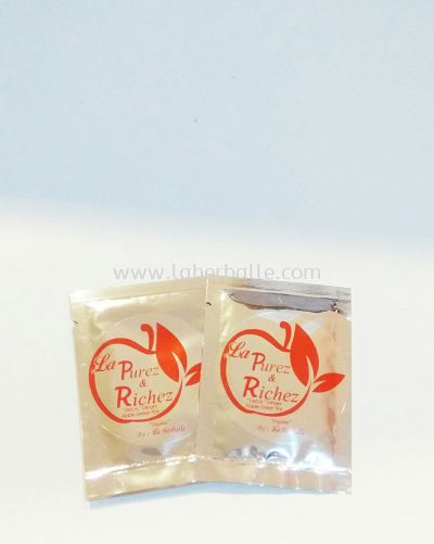 La Purez & Richez Ginger Apple ( 1 sachet )
