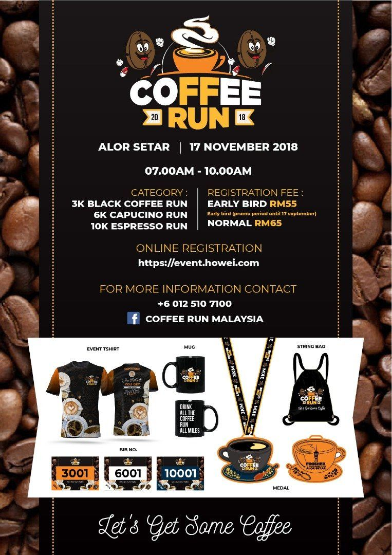 Coffee Run 2018 November 2018