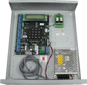 FC1205.Car Park Controller
