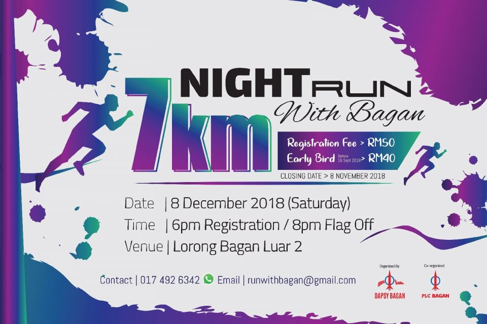 Night Run With Bagan 2018 December 2018 Year 2018 Past Listing