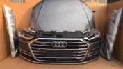 AUDI A8 2018 BODY PANEL NEW TEST DRIVE CAR A8 Audi Half Cut