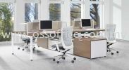 PX5DS08 Office System Desking