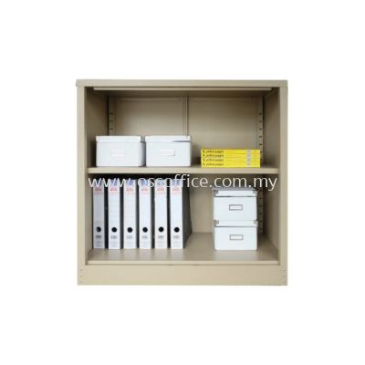 S112W Half Height Cupboard without Door C/W 1 Adjustable Shelves