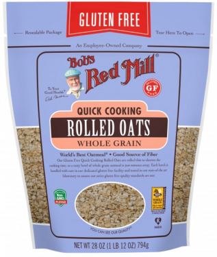 Gluten Free Quick Cooking Oats