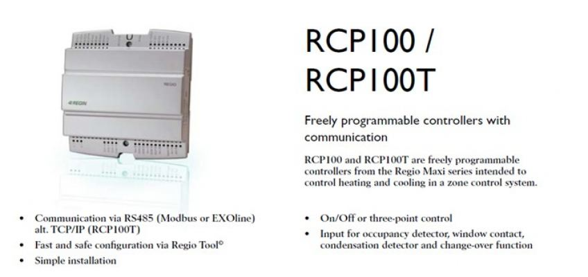 RCP100/RCP100T
