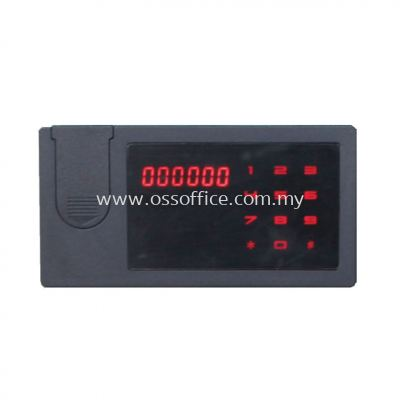 Touch Screen Digital Lock