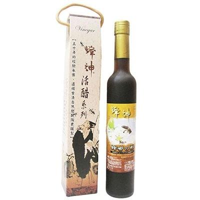HM - Organic Honey Vinegar 蜂神有機蜂蜜醋 (388ml/btl)