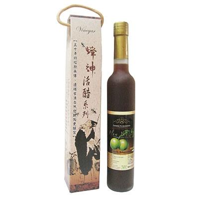 HM - Organic Plum Vinegar 蜂神有機梅子醋 (388ml/btl)