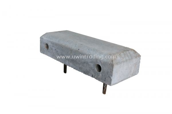 Concrete Wheel Stopper