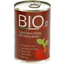BIO.O-CANNED*RED KIDNEY BEANS-400G